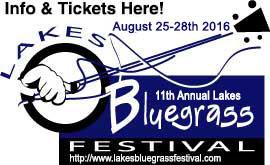 Lakes Bluegrass Festival